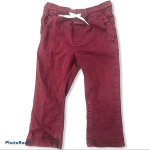 Old Navy  pants 12-18M